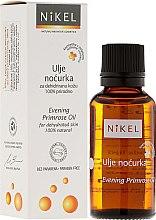 Парфюми, Парфюмерия, козметика Масло от вечерна иглика - Nikel Evening Primrose Oil