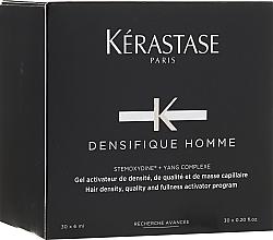 Парфюмерия и Козметика Ампули за сгъстяване на косата за мъже - Kerastase Densifique Homme