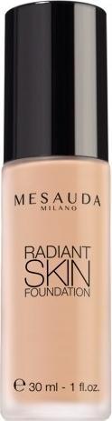 Фон дьо тен с хиалуронова киселина - Mesauda Milano Radiant Skin Foundation