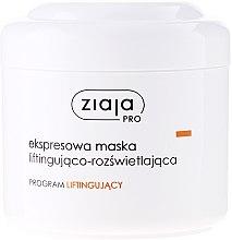 Парфюми, Парфюмерия, козметика Лифтинг маска за лице - Ziaja Pro Lifting Express Mask