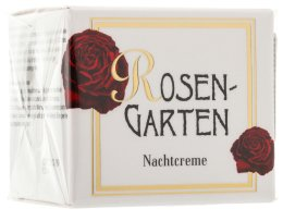 """Парфюми, Парфюмерия, козметика Нощен крем """"Розова градина"""" - Styx Naturcosmetic Rosengarten Nachtcreme"""