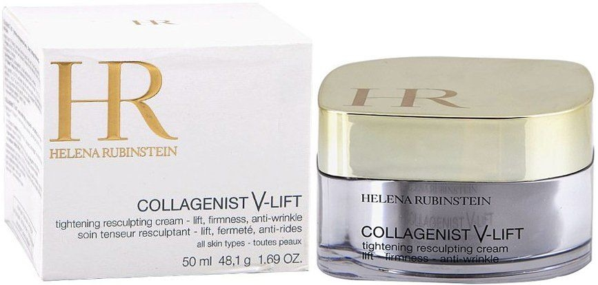 Подмладяващ крем - Helena Rubinstein Collagenist V-Lift Tightening Resculpting Cream — снимка N1