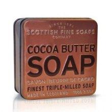 Парфюмерия и Козметика Сапун - Scottish Fine Soaps Cocoa Butter Soap In A Tin