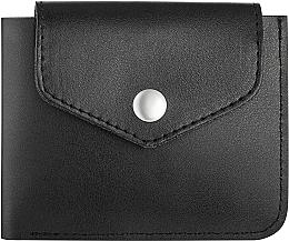 """Парфюмерия и Козметика Черен портфейл в подаръчна кутия """"Classy"""" - Makeup Bi-Fold Wallet Black"""