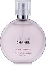 Парфюмерия и Козметика Chanel Chance Eau Tendre Hair Mist - Парфюм за коса