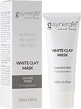 Парфюми, Парфюмерия, козметика Маска за лице - G-synergie White Clay Mask