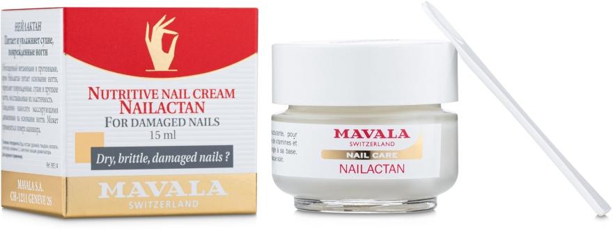 Крем за повредени нокти - Mavala Nailactan — снимка N1