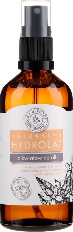 Натурален хидролат от нероли - E-Fiore Hydrolat