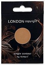 Парфюми, Парфюмерия, козметика Контурираща пудра за лице - London Copyright Magnetic Face Powder Contour