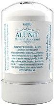 Парфюми, Парфюмерия, козметика Натурален дезодорант - Avebio Alunit Natural Deodorant