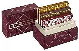 Парфюми, Парфюмерия, козметика Комплект палитри за грим - Zoeva Plaisir Box Voyager