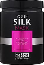 Парфюмерия и Козметика Дълбоко хидратираща и изглаждаща маска за суха коса - Beetre Your Silk Mask