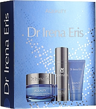Парфюмерия и Козметика Комплект за лице - Dr. Irena Eris Aquality (крем/30ml + крем/50ml + серум/30ml)