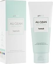 Парфюмерия и Козметика Почистваща пяна за лице - Heimish All Clean Green Foam pH 5.5