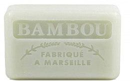 Марсилски сапун с бамбук - Foufour Savonnette Marseillaise Bambou — снимка N1