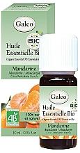 Парфюмерия и Козметика Органично етерично масло от мандарина - Galeo Organic Essential Oil Mandarin