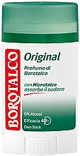 Парфюми, Парфюмерия, козметика Дезодорант стик - Borotalco Original Deo Stick
