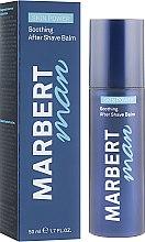 Парфюмерия и Козметика Афтършейв балсам - Marbert Man Skin Power Soothing After Shave Balm