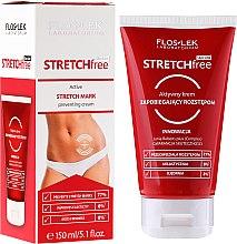 Парфюми, Парфюмерия, козметика Активен крем за предотвратяване на стрии - Floslek Slim Line Active Cream To Prevent Stretch Marks Stretch Free