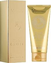Парфюмерия и Козметика Почистваща пяна за лице с 24-карата злато и екстракт от охлюв - Elizavecca Face Care 24k gold snail Cleansing Foam