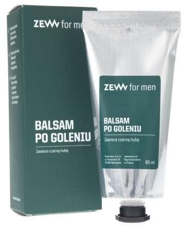 Комплект за мъже - Zew For Men Shaving Kit (сапун/85ml + афтър. балсам/80ml + четка/1бр.) — снимка N5
