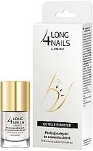Парфюмерия и Козметика Гел за премахване на кожички - Long4Lashes Nails Cuticle Remover