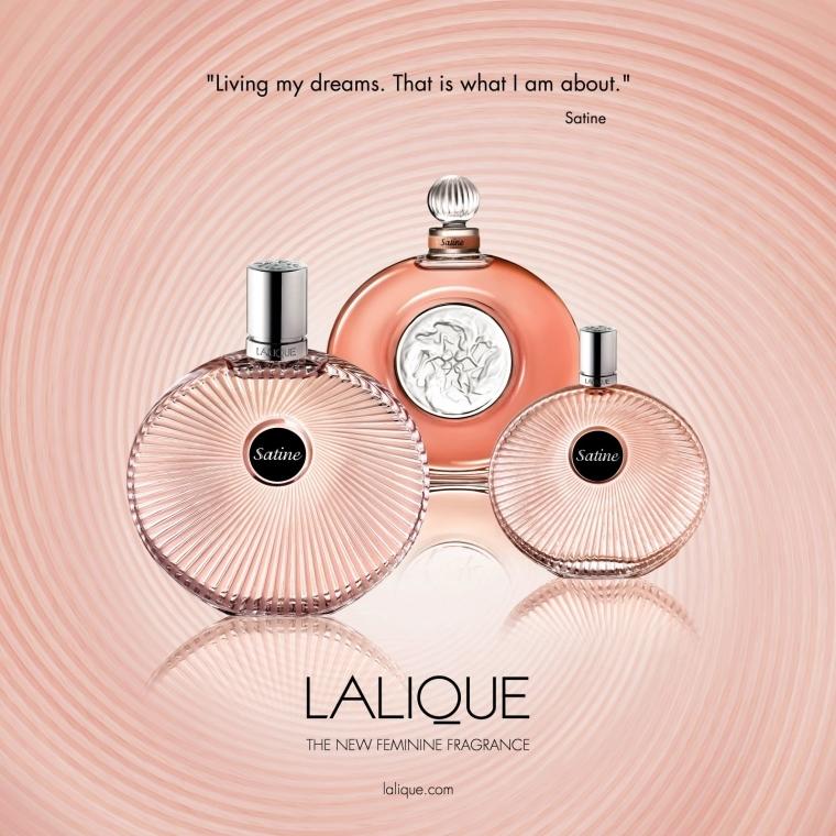Lalique Satine - Парфюмна вода (тестер с капачка)  — снимка N2