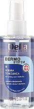 Парфюмерия и Козметика Тонизиращ спрей за лице, шия и деколте - Delia Dermo System