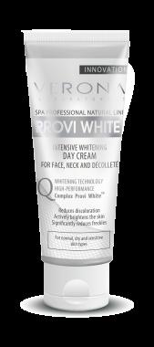 Интензивно избелващ нощен крем - Verona Laboratories Provi White Intensive Whitening Day Cream — снимка N1