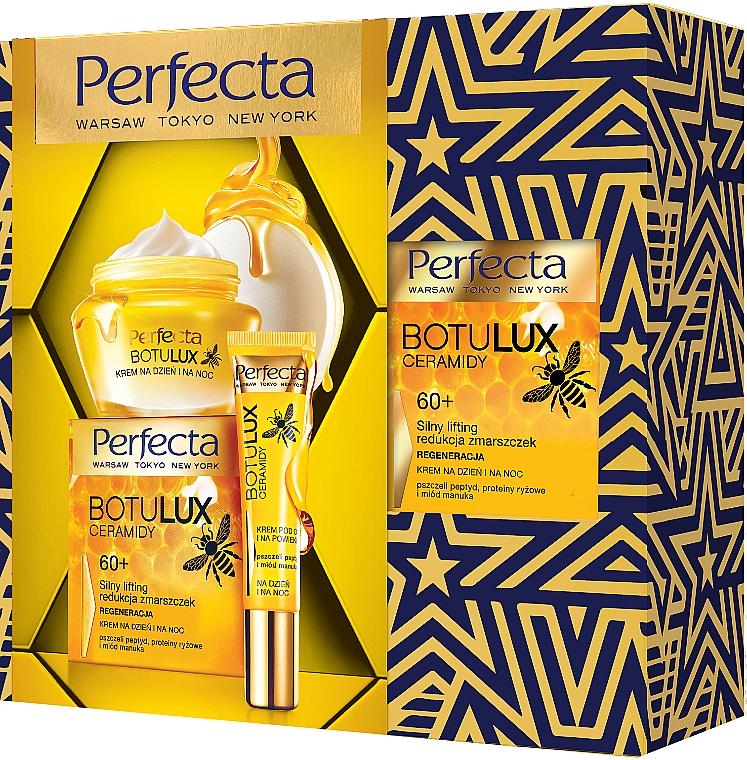 Комплект за лице - Perfecta Botulux (крем/50ml + околоочен крем/15ml) — снимка N1
