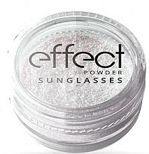 Парфюмерия и Козметика Пудра за нокти - Silcare Sunglasses Effect Powder