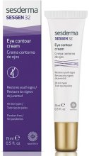 Парфюми, Парфюмерия, козметика Крем за околоочен контур - SesDerma Laboratories Sesgen 32 Eye Contour Cream