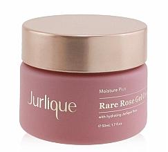 Парфюмерия и Козметика Хидратиращ гел за лице - Jurlique Moisture Plus Rare Rose Gel Cream