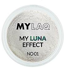 Парфюмерия и Козметика Пудра за нокти - MylaQ My Luna Effect