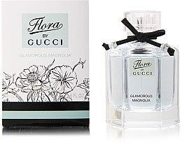 Парфюми, Парфюмерия, козметика Flora by Gucci Glamorous Magnolia - Тоалетна вода