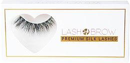 Парфюми, Парфюмерия, козметика Изкуствени мигли - Lash Brow Premium Silk Lashes Wow Lashes