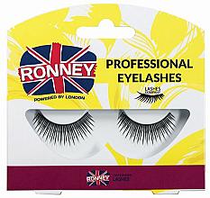 Парфюми, Парфюмерия, козметика Изкуствени мигли - Ronney Professional Eyelashes RL00022