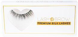 Парфюми, Парфюмерия, козметика Изкуствени мигли - Lash Brow Premium Silk Lashes All Day Long