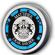 Парфюми, Парфюмерия, козметика Матова паста за коса - Dear Barber Mattifier Hair Paste
