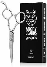 Парфюмерия и Козметика Ножица за подстригване - Angry Beards Scissors Edward
