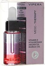 Парфюмерия и Козметика Серум за дехидратирана кожа - Vipera Meso Therapy Serum