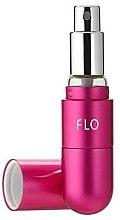 Парфюмерия и Козметика Пълнител за парфюм, фуксия - FLO Refillable Flacon