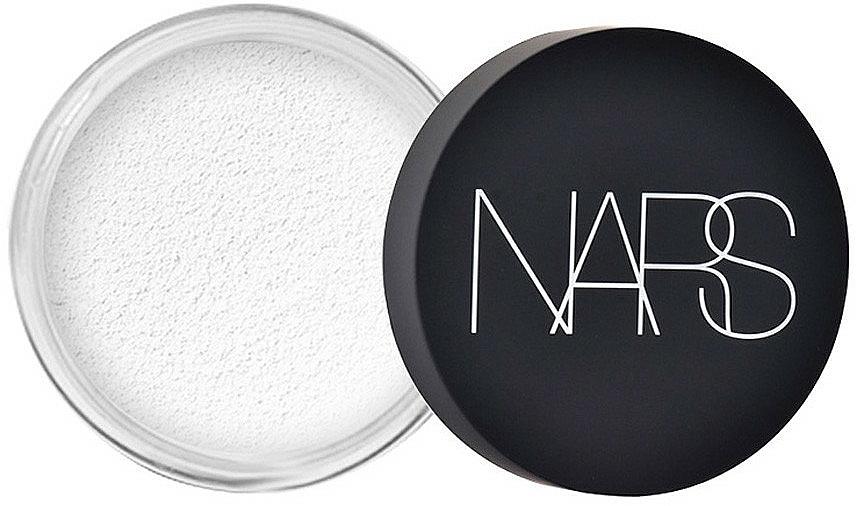 Фиксираща насипна пудра за лице - Nars Light Reflecting Loose Setting Powder — снимка N2