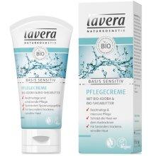 Парфюми, Парфюмерия, козметика Защитен крем за лице - Lavera Basis Sensitiv Protection Cream Intensive
