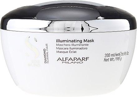 Маска за блясък на косата - Alfaparf Illuminating Mask — снимка N1