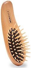 Парфюми, Парфюмерия, козметика Дървена четка за брада - Men Rock Beard Brush