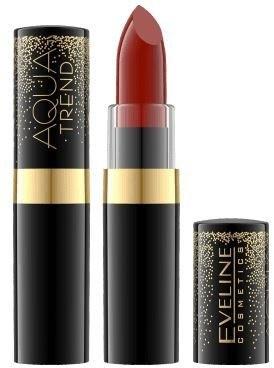 Ултра хидратиращо червило за устни - Eveline Cosmetics Aqua Trend Red Collection — снимка N1