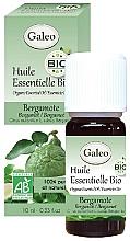 Парфюмерия и Козметика Органично етерично масло от бергамот - Galeo Organic Essential Oil Bergamot