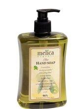 Парфюмерия и Козметика Течен сапун с екстракт от маслина - Melica Organic Olive Liquid Soap