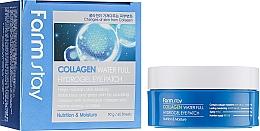 Парфюмерия и Козметика Пачове за очи с колаген - FarmStay Water Full Hydrogel Eye Patch